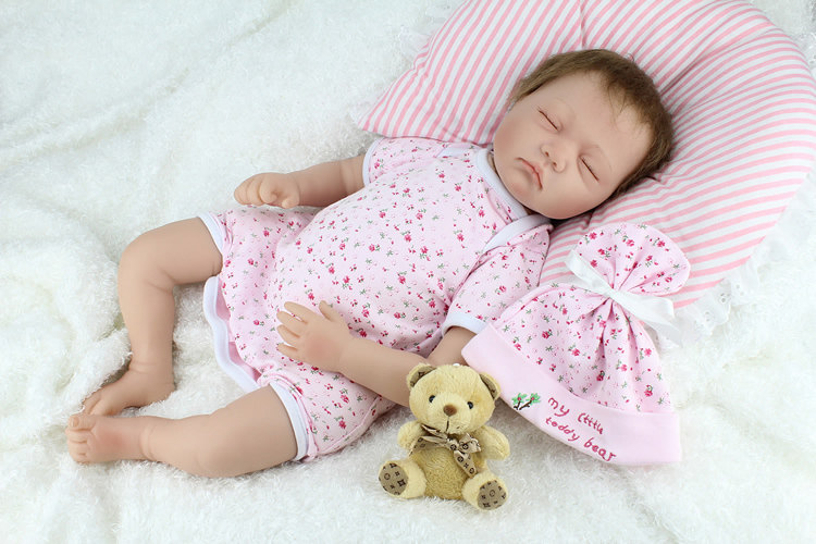 Best silicone baby doll